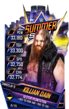 SuperCard KillianDain S4 21 SummerSlam18