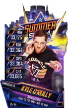 SuperCard KyleOReilly S4 21 SummerSlam18