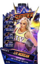 SuperCard LivMorgan S4 21 SummerSlam18