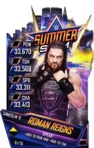 SuperCard RomanReigns S4 21 SummerSlam18