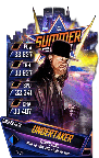 SuperCard Undertaker S4 21 SummerSlam18