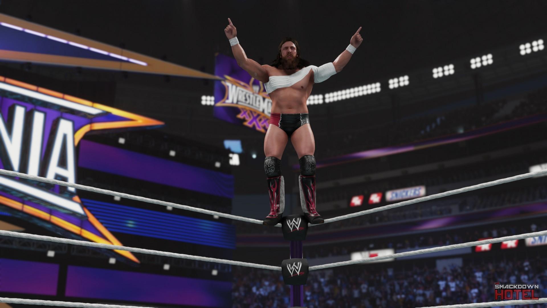 WWE2K19_DanielBryan_TripleH_WrestleMania