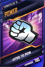 SuperCard Enhancement Power S4 21 SummerSlam18