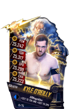 SuperCard KyleOReilly S4 20 Goliath Fusion