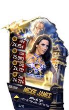 SuperCard MickieJames S4 20 Goliath Fusion