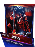 SuperCard Support Ambush S4 21 SummerSlam18