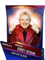 SuperCard Support BobbyHeenan S4 21 SummerSlam18