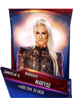 SuperCard Support Maryse S4 21 SummerSlam18