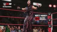 WWE2K19 RatingReveal MattHardy