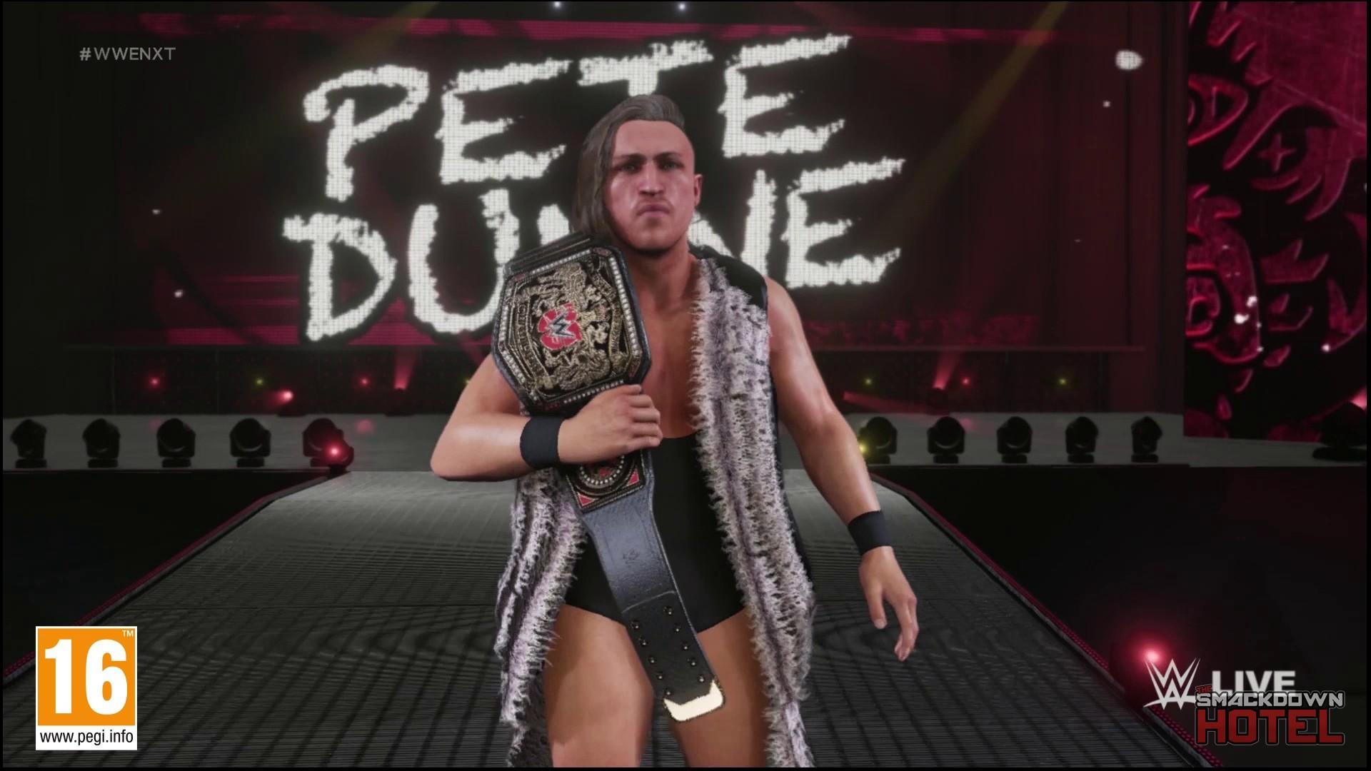 WWE 2K19 : Pete Dunne & Tyler Bate - Entrées + screenshots  WWE_2K19_PeteDunne_3-15326-1080