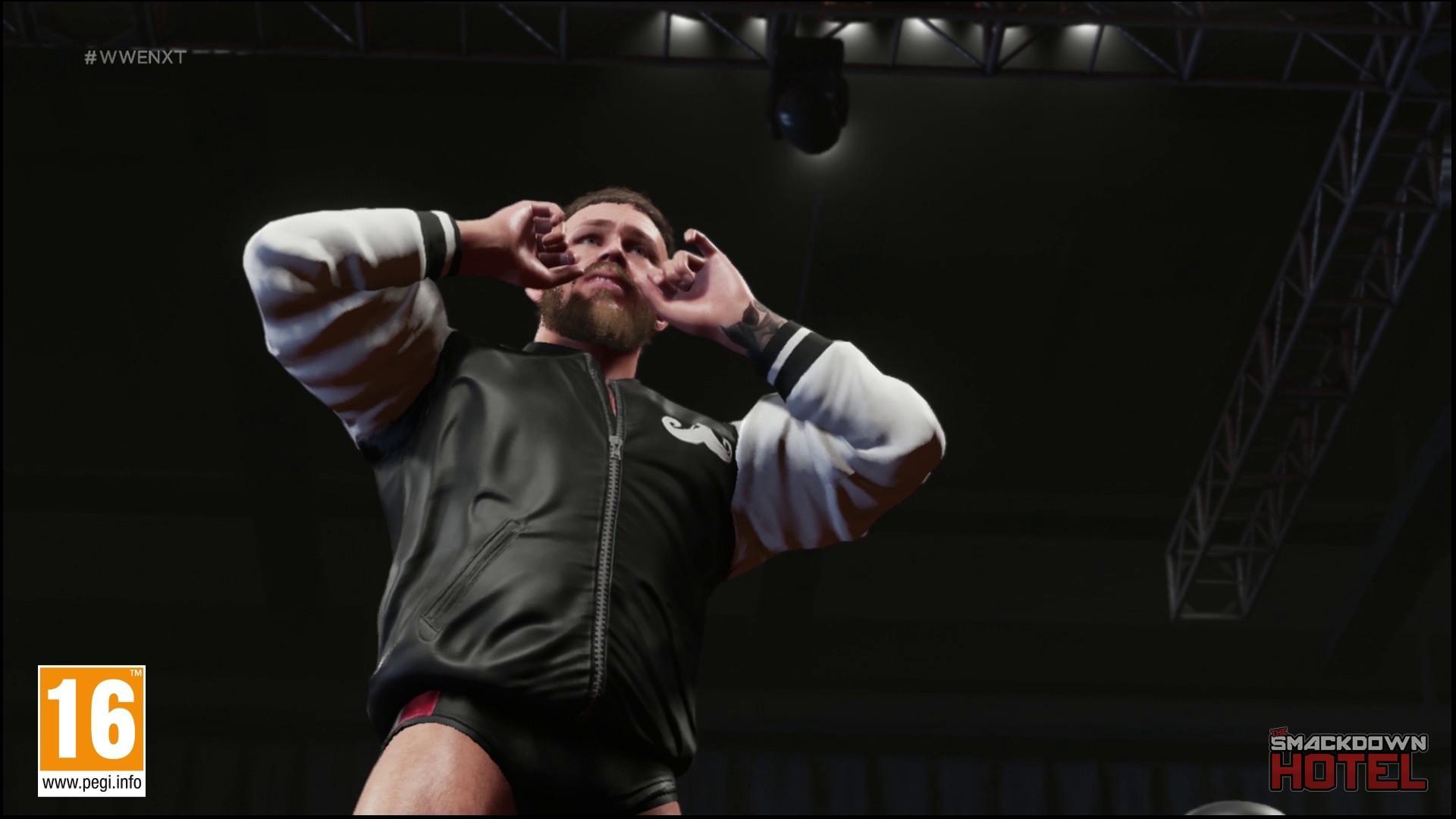 WWE 2K19 : Pete Dunne & Tyler Bate - Entrées + screenshots  WWE_2K19_TylerBate_3-15330-1080