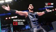 WWE2K19 RatingReveal MustafaAli