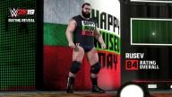 WWE2K19 RatingReveal Rusev