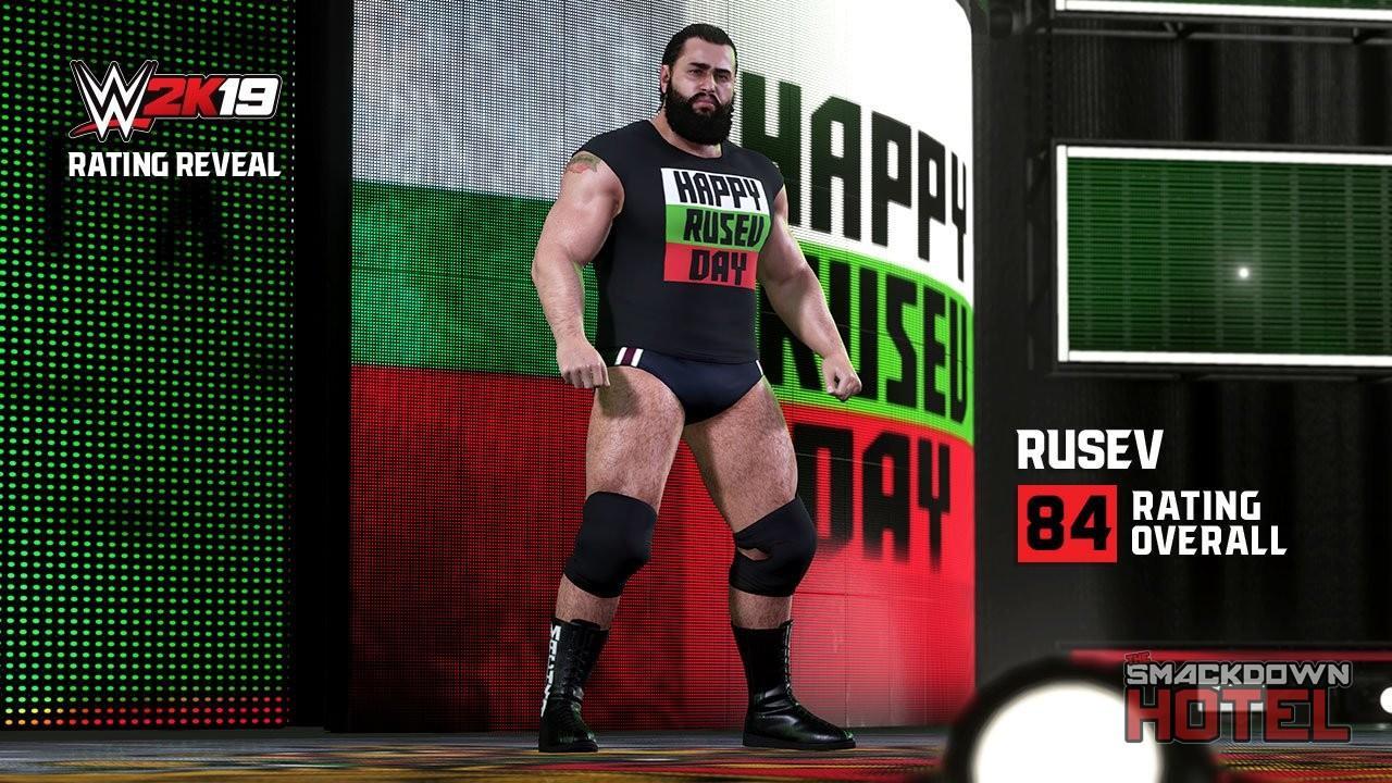 WWE 2K19 Rating Reveal: Full List of Superstars Overalls Confirmed