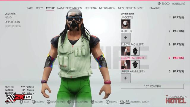 WWE 2K19 Features Round-up Part 4: Creation Suite