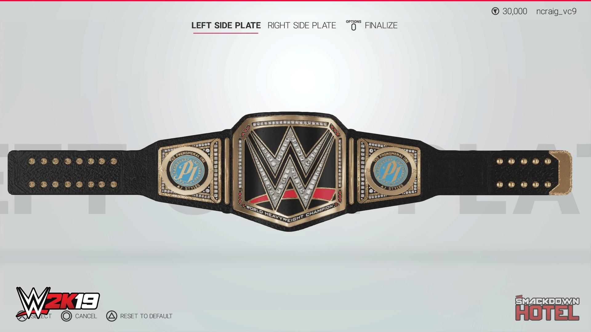 Wwe 2k19 Features Round Up Part 4 Creation Suite Wwe 2k19 Coverage News Updates