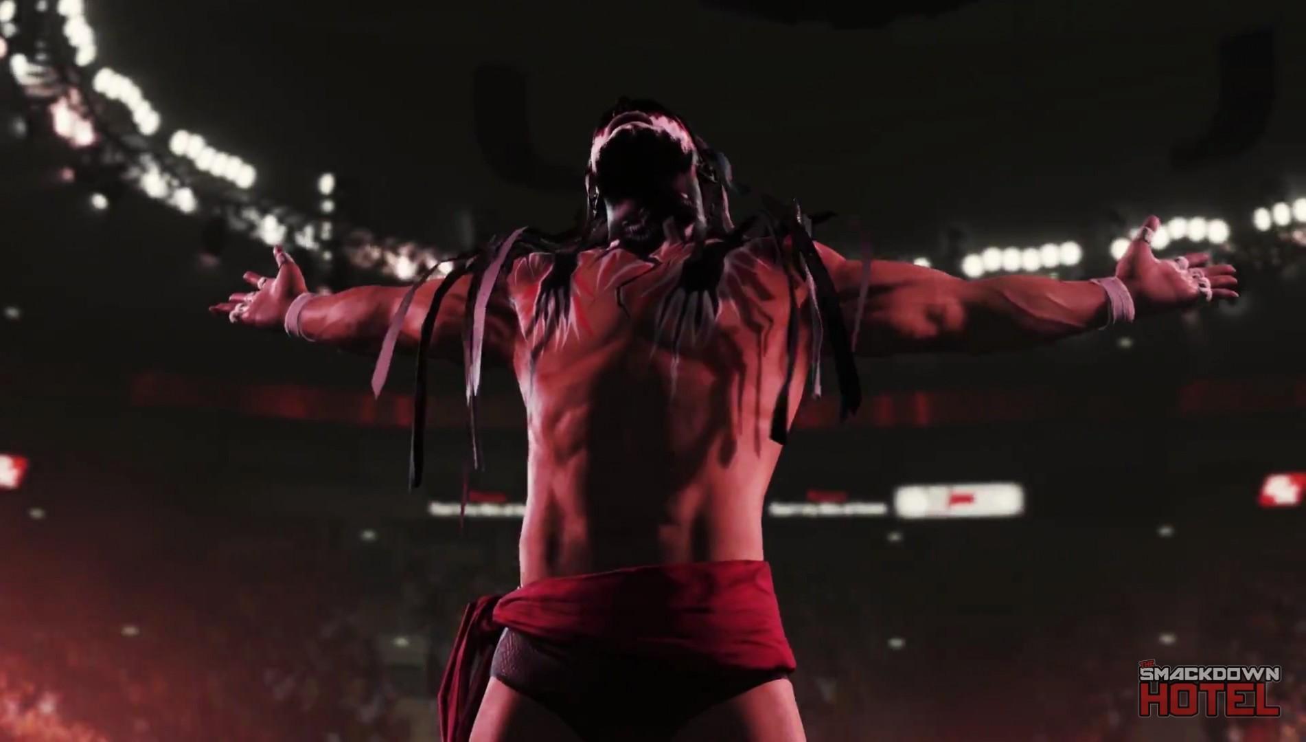 Finn Bálor (Demon) - WWE 2K19 - Roster