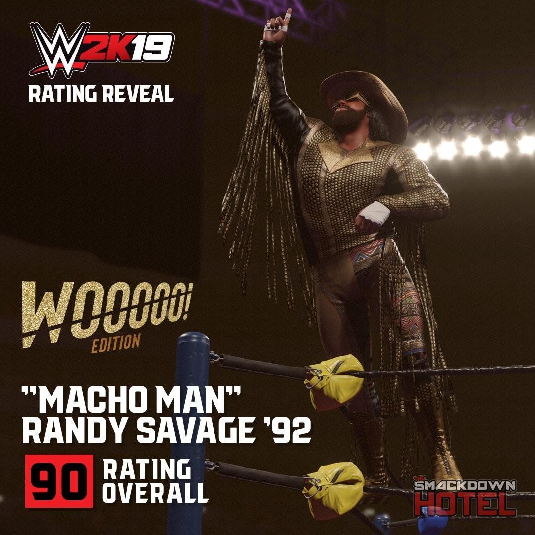 WWE 2K19 Rating Reveal: Full List of Superstars Overalls