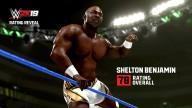 WWE2K19 RatingReveal SheltonBenjamin