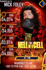 SuperCard MickFoley S4 21 SummerSlam18 MITB