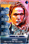 SuperCard RondaRousey S4 21 SummerSlam18 RingDom