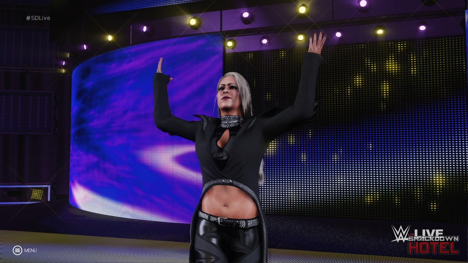 WWE2K19 Maryse