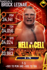 SuperCard BrockLesnar S4 21 SummerSlam18 MITB