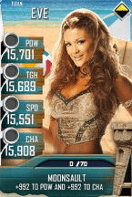 SuperCard Eve S4 18 Titan BeachBash