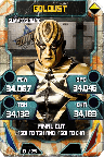 SuperCard Goldust S4 21 SummerSlam18 Throwback