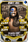 SuperCard JimmyUso S4 20 Goliath Throwback