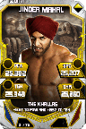 SuperCard JinderMahal S4 20 Goliath Throwback