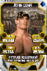 SuperCard JohnCena S4 20 Goliath Throwback