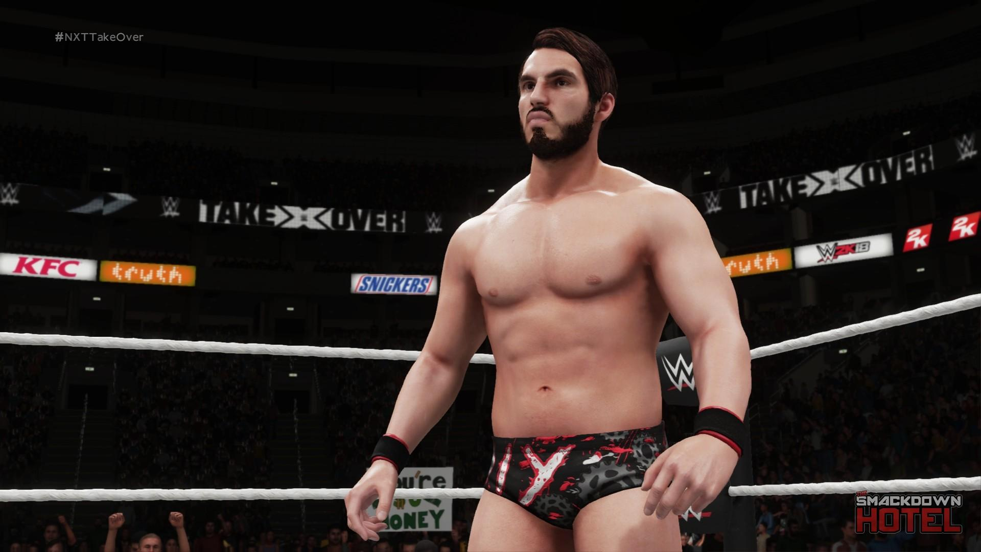 WWE 2K18 Images Gallery: Screenshots For PlayStation 4