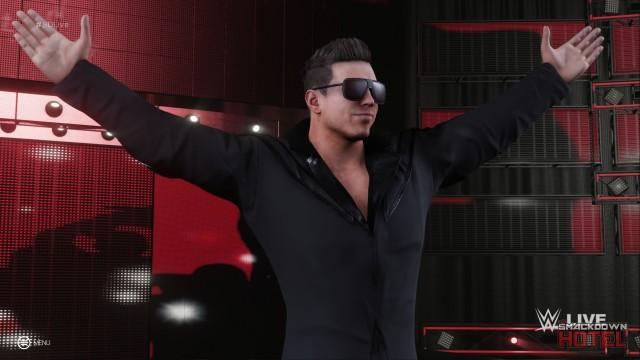 WWE2K19 TheMiz