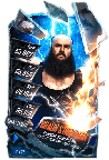 SuperCard BraunStrowman S5 24 Shattered