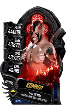 SuperCard Konnor S5 22 Gothic