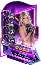 SuperCard AlexaBliss S5 23 Neon