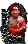 SuperCard BrockLesnar S5 22 Gothic