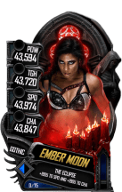 SuperCard EmberMoon S5 22 Gothic