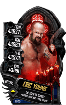 SuperCard EricYoung S5 22 Gothic