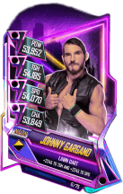 SuperCard JohnnyGargano S5 23 Neon