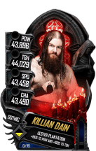 SuperCard KillianDain S5 22 Gothic