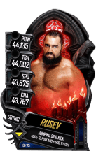 SuperCard Rusev S5 22 Gothic