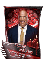 SuperCard Support KurtAngle S5 22 Gothic