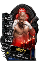SuperCard TripleH S5 22 Gothic