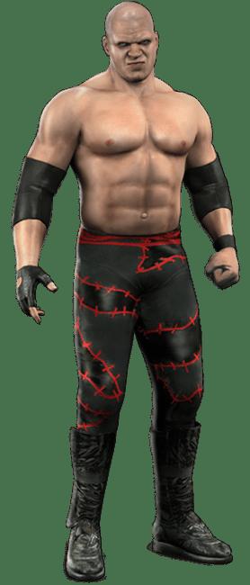 Kane - WWE SmackDown vs. Raw 2010 - Roster Hammer Throw Technique