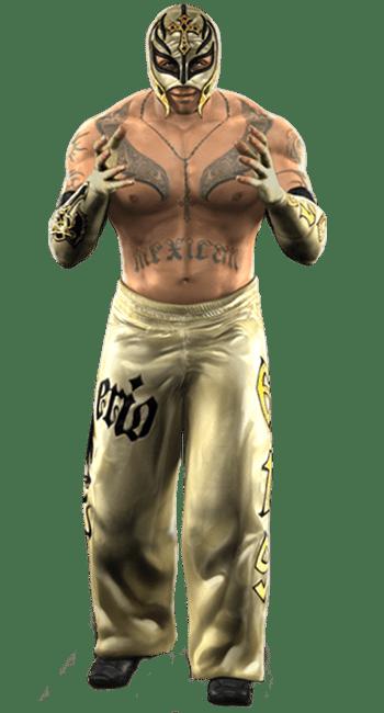 Rey Mysterio Wwe Smackdown Vs Raw 2010 Roster