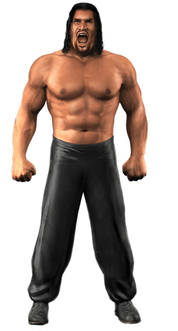 The great khali wwe smackdown vs raw 2010 roster svr2010 render thegreatkhali voltagebd Image collections