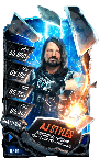SuperCard AJStyles S5 24 Shattered