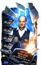 SuperCard BaronCorbin S5 24 Shattered